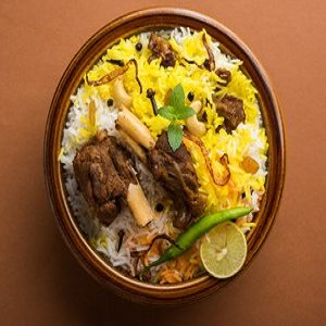 Chicken Lucknowi Dum Biryani